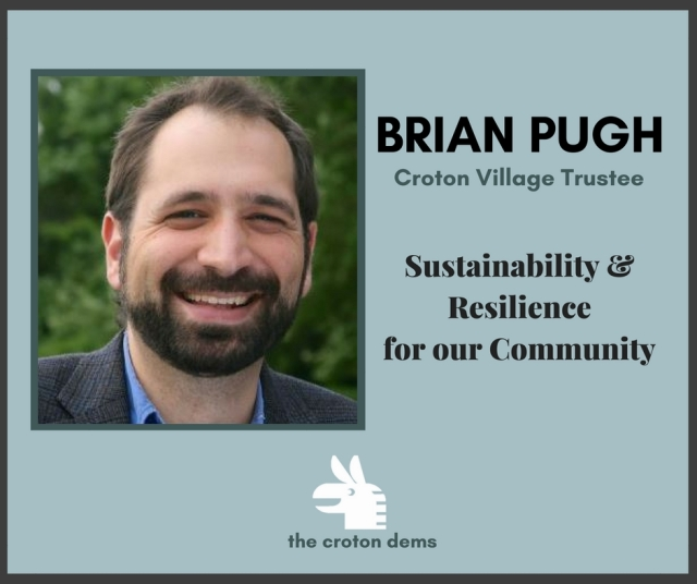 Brian PughCroton Village Trustee